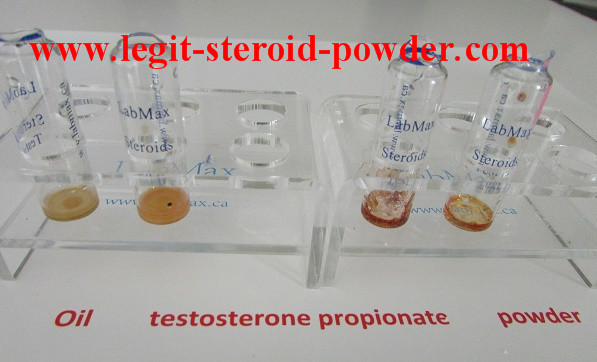 Testosterone Propionate Dosages